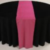 BLACK-VELVET-120-RD-HOT-PINK-VELVET-RUNNER